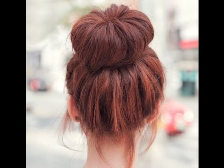 Simple Hairstyles For Girls 2