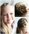Simple Hairstyles For Girls 29