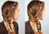 Simple Hairstyles For Girls 30