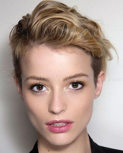 Best Undercut Hairstyles For Women Hairstyles Fashion And Clothing