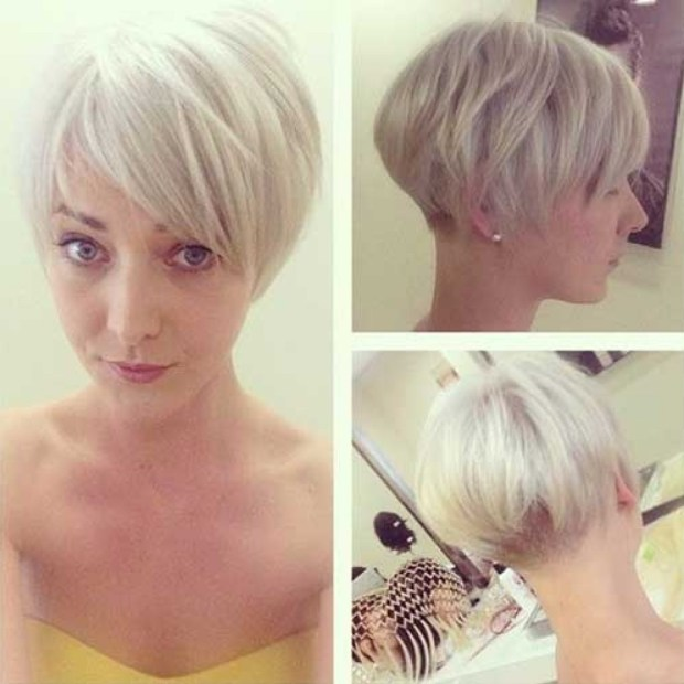 Very Short Bob Haircuts 2018 9