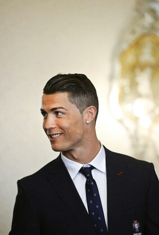 Cristiano Ronaldo Hairstyles 2018 Hairstyles Fashion And Clothing