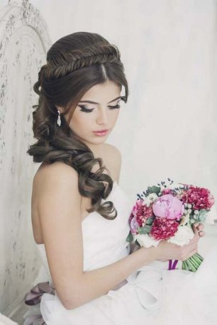 Long Wedding Hairstyles 13