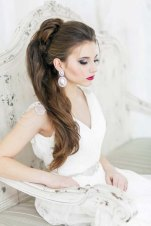 Long Wedding Hairstyles 21