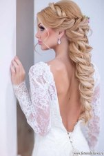 Long Wedding Hairstyles 30