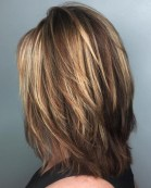 Medium Layered Haircuts 24
