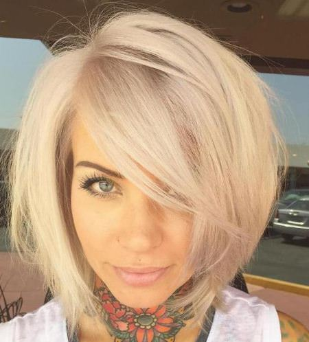 Best Short Blonde Hairstyles 2018 - Hairstyles Fashion and Clothing