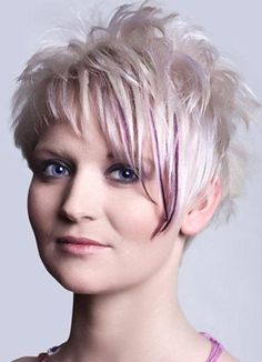 Spiky Haircuts For Women 15