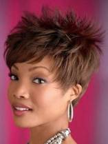 Spiky Haircuts For Women 2