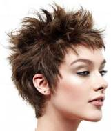Spiky Haircuts For Women 20