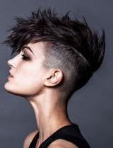 Spiky Haircuts For Women 4