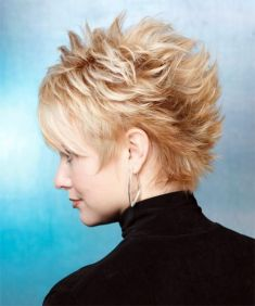 Spiky Haircuts For Women 9