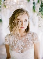 Wedding Hairstyles For Short Hair 10