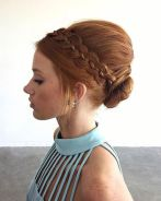 Wedding Hairstyles For Short Hair 16