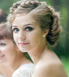 Wedding Hairstyles For Short Hair 35