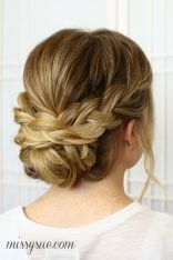 Wedding Updo Hairstyles 29