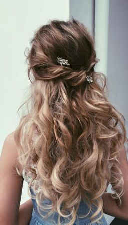 Wedding Updo Hairstyles For Long Hair 13
