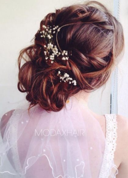 Wedding Updo Hairstyles For Long Hair 14
