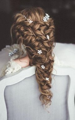 Wedding Updo Hairstyles For Long Hair 21