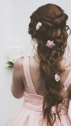 Wedding Updo Hairstyles For Long Hair 22