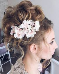 Wedding Updo Hairstyles For Long Hair 6