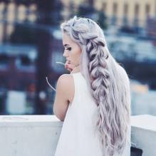 15 Side Braid Hairstyle For Long Hair