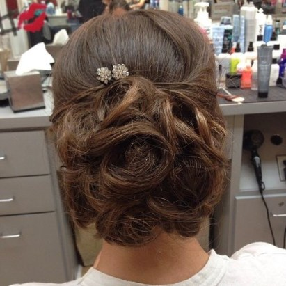 17 Chic Prom Updo For Long Hair