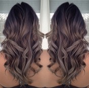 6 Long Hairstyle With Sophisticated Ombre