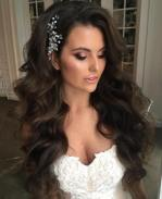 7 Wedding Long Wavy Hairstyle
