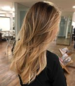 8 Long Layered Hair With Brown Blonde Ombre