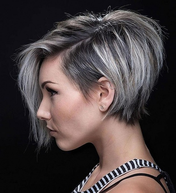 Short Asymmetrical Hairstyles 2018 Elegant 30 Best Asymmetric Short Haircuts For Women Of All Time