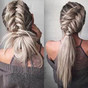 Braided Hairstyles For Long Hair 12