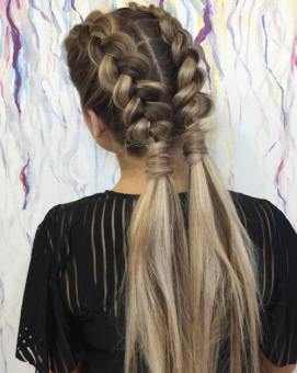 Braided Hairstyles For Long Hair 37