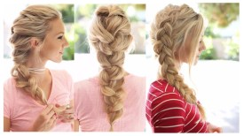 Braided Hairstyles For Long Hair 6