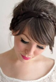Casual Updos For Long Hair 8