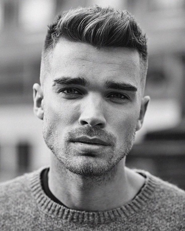 Classic Mens Hairstyles 22 - Haircuts + Hairstyles 2018