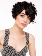 Pixie Cut Hairstyle For Curly Hair 19 Cute Wavy Curly Pixie Cuts We Love Pixie Haircuts For Short