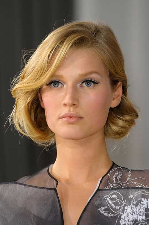 Elegant Hairstyles For Short Hair 17