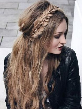 Hairstyles For Long Hair 2018 35