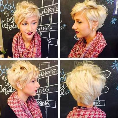 Best Pixie Cut