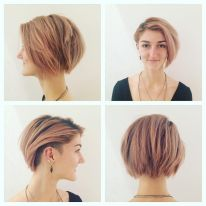 Cool Short Haircuts 19