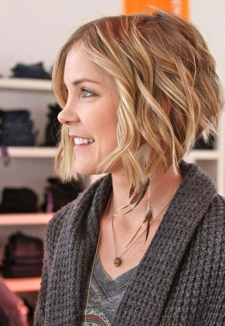 Cool Short Haircuts 28