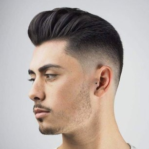 How To Ask For A Pompadour