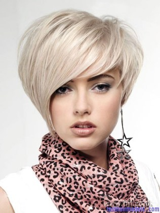 Latest Short Hairstyle Trends 5