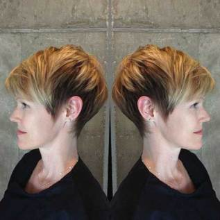 Long Pixie Style