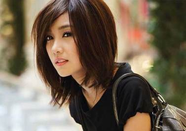 Short Bob Hair For Girl