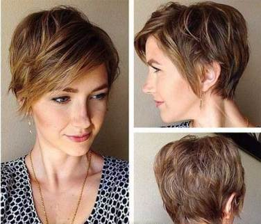 Short Layered Hair For 2018