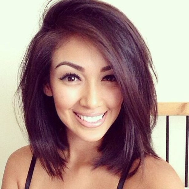Medium Hairstyles For Girls With Layered Stylish Girls Haircuts Medium Layered Hair Women Medium Haircut