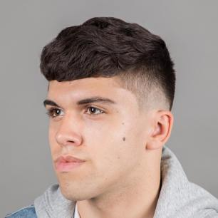 Lewy Chewy Short Haircuts For Men Crop Hair Trend 2018