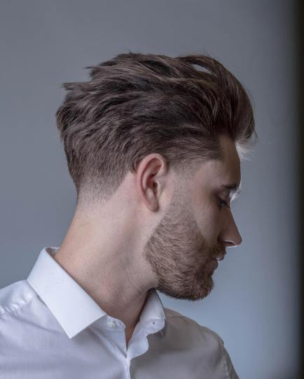 Tombaxter Hair Taper Haircut Men 2018